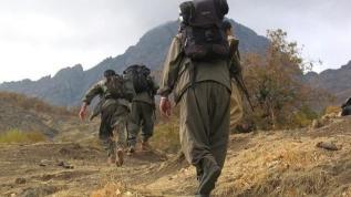 Habur'da terör örgütü PKK'dan kaçan 5 terörist teslim oldu
