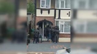 İngiltere'de eylem hazırlığındaki 4 terörist yakalandı