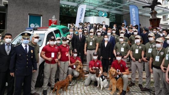 Sahaya iniyorlar... Çevre, doğa ve hayvanları koruma polisi geliyor