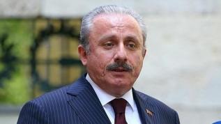 Ayasofya kararı sonrası Meclis Başkanı Şentop'tan flaş açıklama