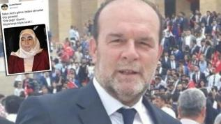 Binali Yıldırım'ın eşini çirkin sözlerle hedef almıştı: İYİ Partili Levent Özeren gözaltına alındı