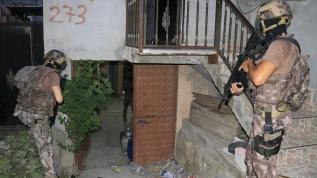 Terör örgütü PKK/KCK'nın toplum yapılanmasına operasyon
