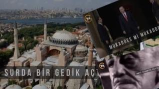24 TV'den duygulandıran çalışma: Asra yakın hasret sona erdi