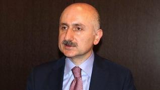 Bakan Karaismailoğlu: Yılların sorunları bir bir bitiyor