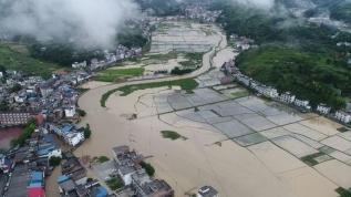 Çin'de sel felaketi bilançosu: 5.2 milyondan fazla kişi etkilendi