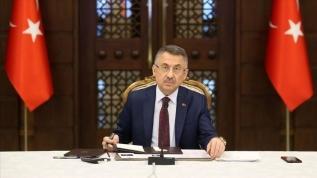 Cumhurbaşkanı Yardımcısı Oktay'dan 'Srebrenitsa'  mesaj