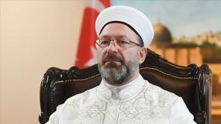 Diyanet İşleri Başkanı Erbaş'tan 'Ayasofya' açıklaması: Şimdiden çalışmalara başladık