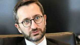 İletişim Başkanı Fahrettin Altun: Ayasofya'nın cami olarak açılması zaferdir