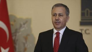 İstanbul Valisi Ali Yerlikaya'dan Ayasofya paylaşımı