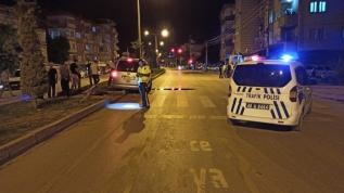 Ticari aracın çarptığı yaya hayatını kaybetti