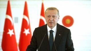 Başkan Erdoğan: Hedeflerimize ulaşana kadar mücadeleye devam edeceğiz