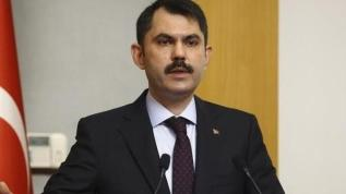 Bakan Kurum'dan İçişleri Bakanı Soylu'ya taziye mesajı