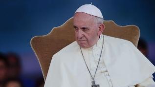 Papa'dan Ayasofya açıklaması: Acı çekiyorum...
