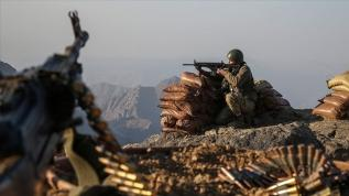 Pençe-Kaplan Operasyonu'nda 1 askerimiz şehit oldu