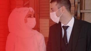 Vakalar arttı, nikah işlemleri durduruldu