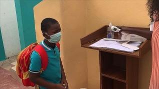 Afrika'da Kovid-19 vaka sayısı 600 bine yaklaştı