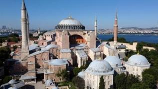 AK Parti Sözcüsü Ömer Çelik: Ayasofya'nın bütün özellikleri korunacaktır