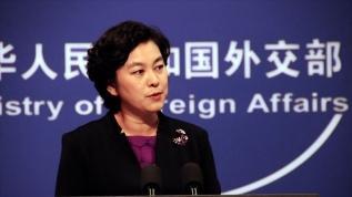 Çin'den, ABD'nin Sincan Uygur Özerk Bölgesi yaptırımlarına misilleme