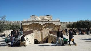 Filistin'den İsrail'in kapatma kararına kınama