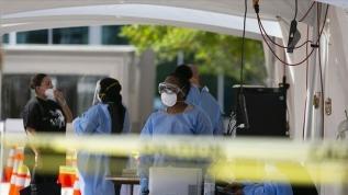 Florida, 24 saatte tespit edilen 15 bin Kovid-19 vakasıyla ABD'de rekor kırdı
