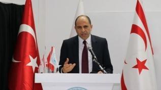 KKTC Dışişleri Bakanı Özersay'dan BM ve AB'ye mektup