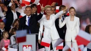 Polonya'da cumhurbaşkanlığı seçimini kazanan belli oldu