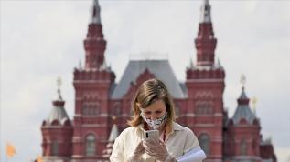 Rusya'da Kovid-19 vakası sayısı 733 bini geçti