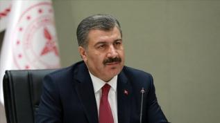 Sağlık Bakanı Koca'dan Hatayspor taraftarına 'örnek kutlama' önerisi