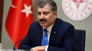 Sağlık Bakanı Koca'dan iğneli uyarı
