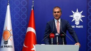 AK Parti Sözcüsü Çelik'ten CHP'ye 'Ayasofya' tepkisi: Utanç verici