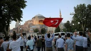 Başkan Recep Tayyip Erdoğan'dan Ayasofya talimatı: Doğruları anlatın