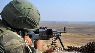 Etkisiz hale getirilen teröristlerin silahları 4 saldırıyı aydınlattı