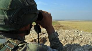 Fırat Kalkanı ve Zeytin Dalı bölgesinde 4 terörist gözaltına alındı