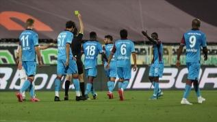 Trabzonspor'un yenilmezlik serileri son buldu