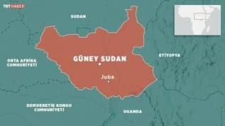 Güney Sudan'da yardım çalışanları yine hedef oldu