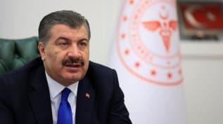 Sağlık Bakanı Koca: Toplam vaka sayısı 216 bin 873, can kaybı 5 bin 440 oldu