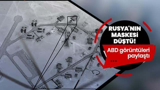 ABD, Rusya'nın Libya'da konumlandırdığı askeri ekipmanlara ilişkin ...