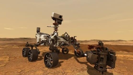 Mars'ta yaşam izi aramaya devam eden NASA Rover'ı uzaya fırlattı
