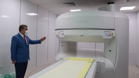 Sağlık Bakanı Fahrettin Koca'dan Çam ve Sakura Şehir Hastanesi müjdesi