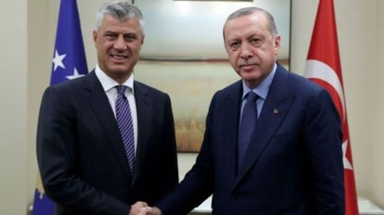 Başkan Erdoğan, Caferoviç ve Hashim Thaçi ile telefonda bayramlaştı