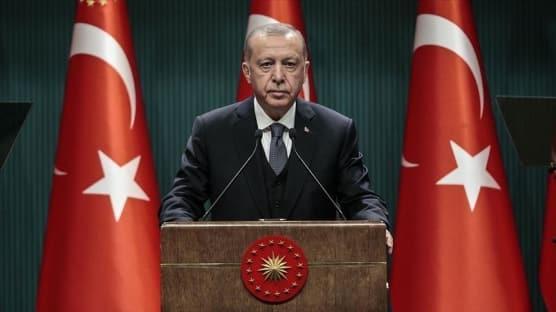 Başkan Erdoğan'dan iki kritik görüşme