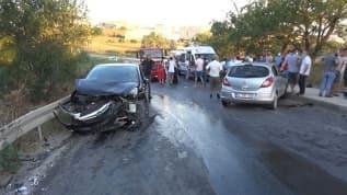 İstanbul'da zincirleme kaza: 18 yaralı