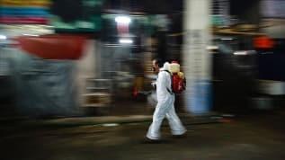 Dünya genelinde Kovid-19 tespit edilen kişi sayısı 18 milyon 261 bini geçti