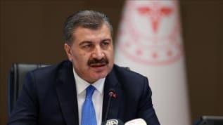 Sağlık Bakanı Koca: Koronavirüs vakalarında yeni belirtiler var
