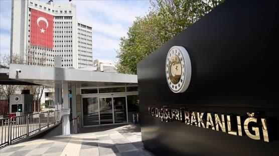 Türkiye'den ABD'nin terör örgütüyle petrol anlaşmasına çok sert tepki