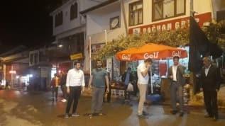 4,8 şiddetindeki deprem sonrası Malatyalılar yine sokağa döküldü