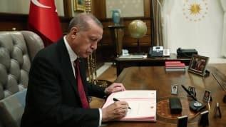 Açıköğretim Psikoloji programı için hazırlanan rapor Başkan Erdoğan'a sunuldu