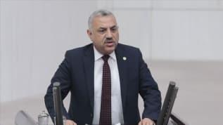 AK Parti Hatay Milletvekili taburcu edildi