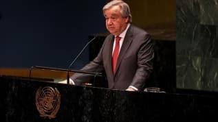 BM Genel Sekreteri Guterres'ten Kovid-19 nedeniyle okulların kapatılmasına ilişkin uyarı