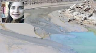 Gülistan Doku'nun bulunması için Uzunçayır Baraj Gölü kısmen boşaltılıyor